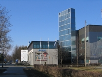 Our office is situated at the Joensuu Science Park